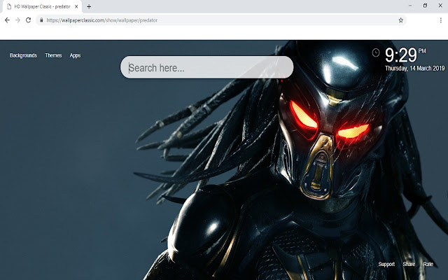 The Predator HD Wallpapers 2019