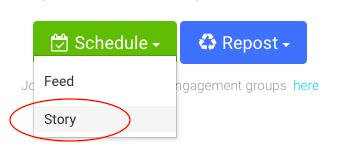 AiSchedul schedule story