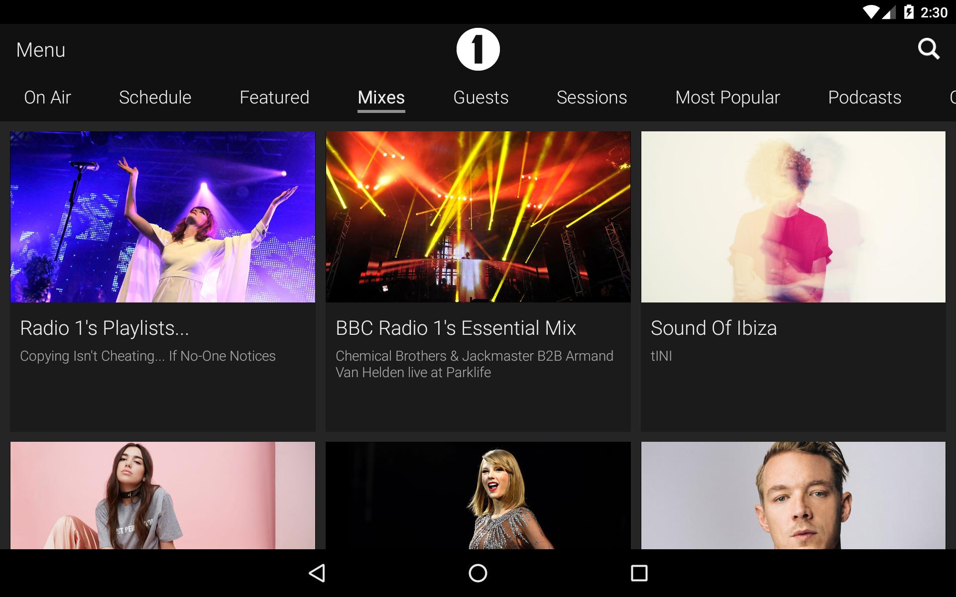 BBC iPlayer Radio screenshot #12