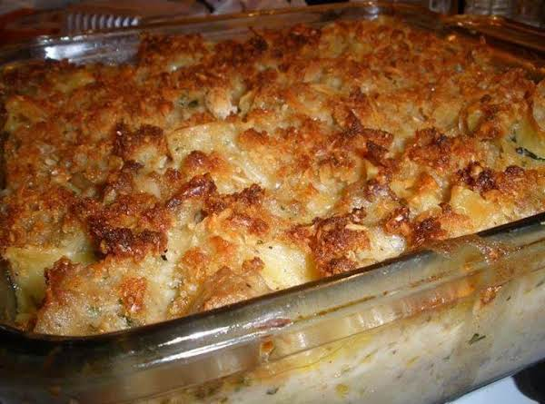 Sausage Noodle Casserole Recipe