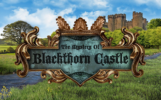 The Mystery of Blackthorn Castle game for Android screenshot