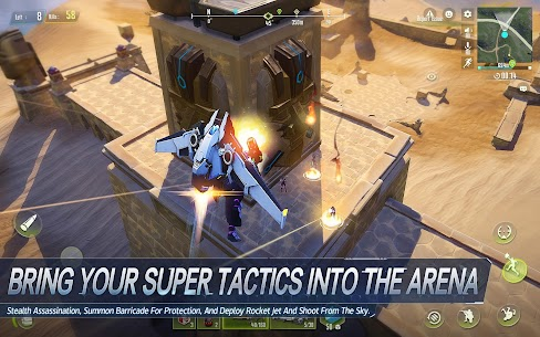 Cyber Hunter Apk Download For Android and Iphone 8