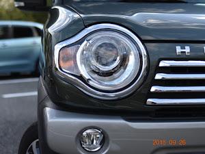 ハスラー  Jstyle-Ⅱ ターボ 2WD H29年式のカスタム事例画像 まつさんの2018年09月26日16:35の投稿