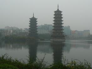 Photo: 21. Guilin, Pagodas