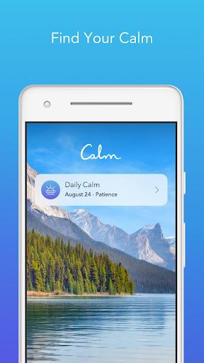 Calm - Meditate, Sleep, Relax 4.18 screenshots 1