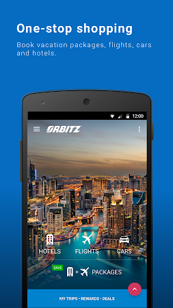 Orbitz - Flights, Hotels, Cars 6.2.1 screenshot 237007