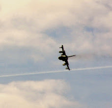 Photo: Buzzed by the Luftwaffe