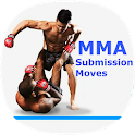 MMA Submission Moves Guide icon
