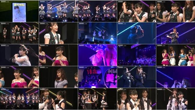 190914 (1080p) HKT48 チームH「RESET」公演 田中美久 生誕祭 DMM HD