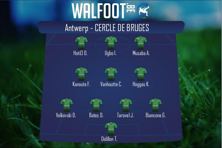 Cercle de Bruges (Antwerp - Cercle de Bruges)