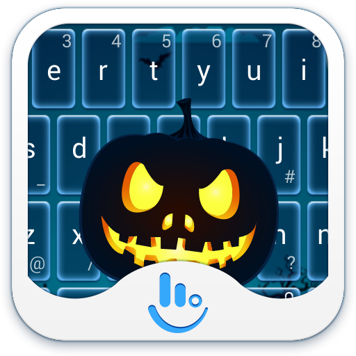 TouchPal Hallowmas Theme 通訊 App LOGO-APP開箱王