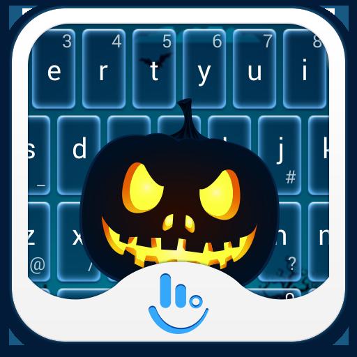 TouchPal Hallowmas Theme 通訊 App LOGO-硬是要APP