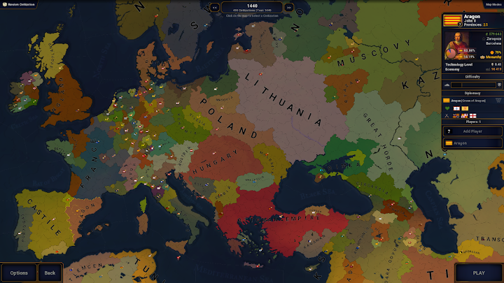 Age of Civilizations II Android App Screenshot