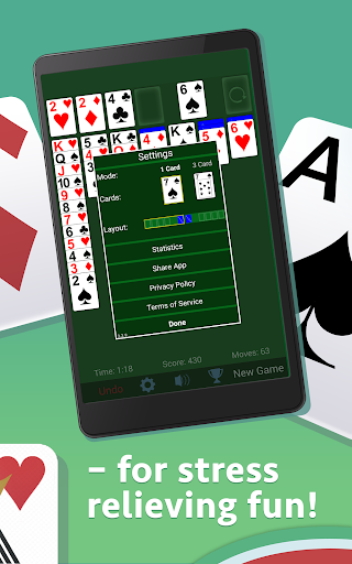 Solitaire 3.5.2.4 screenshots 9