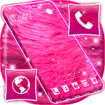 Pink Leopard Theme Icon