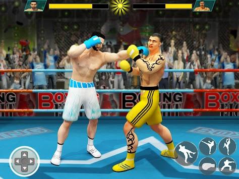 Ninja Punch Boxing Warrior: Kung Fu Karate Fighter apk screenshot