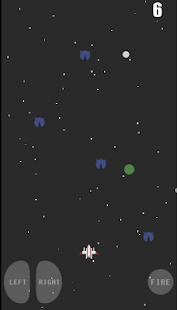 Simple Space Shooter - náhled