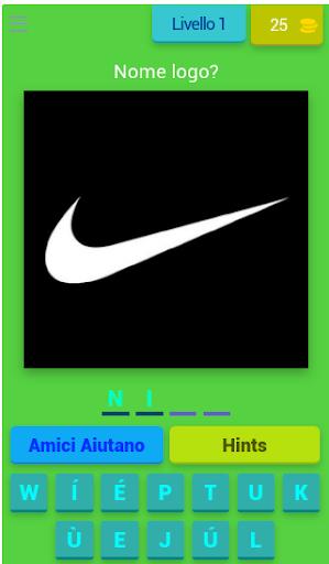 Indovina il nome del marchio (Gioco Quiz) screenshot 2