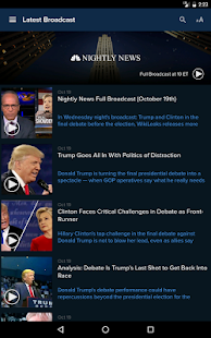 NBC Nightly News- screenshot thumbnail
