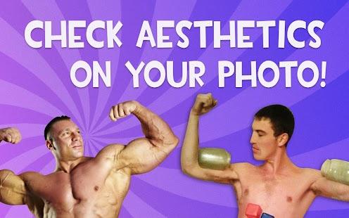 Aesthetic on the photo prank - náhled