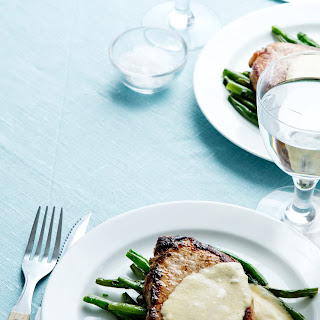Pork Chops With Cheese Sauce Recipes.