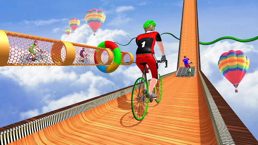 BMX Cycle Freestyle Race 3d filehippodl screenshot 12