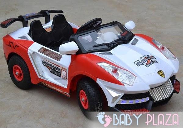 Xe hơi điện cho bé 2117 6