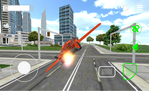 Flying Car 3D 2.6 screenshots 3
