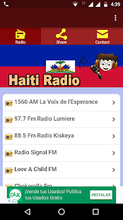 Haiti Radio Free Live- screenshot thumbnail