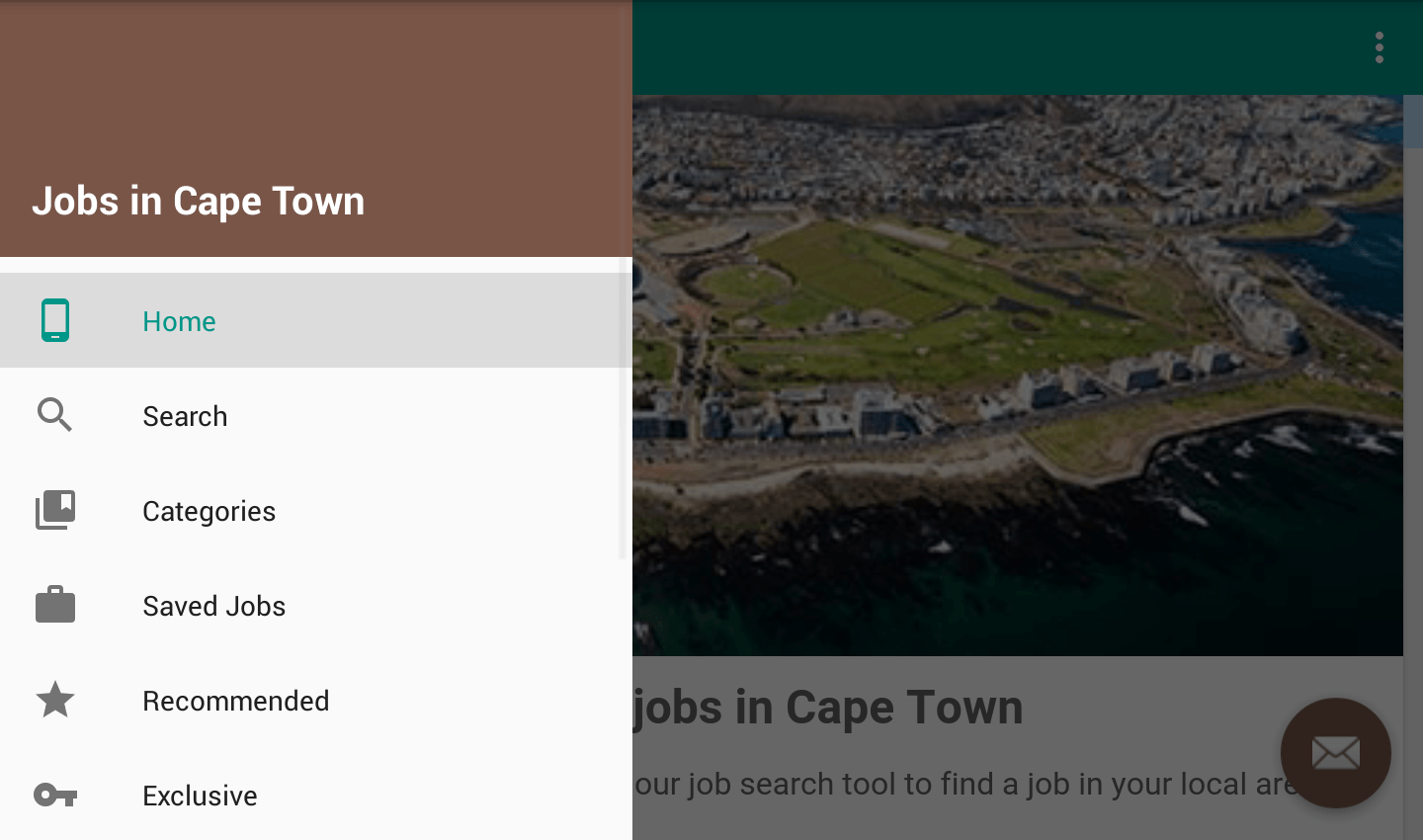 Search for the latest Cape Town jobs on Careerjet, the employment search engine. Covers all industry sectors. Job Seekers Partners Advertisers Job search > Cape Town jobs > jobs > jobs in Cape Town. Jobs in Cape Town. Recent searches. Cape Town 25 km Locations. South Africa. Western Cape Cape Town. Distance. within 25 km Contract type Any.