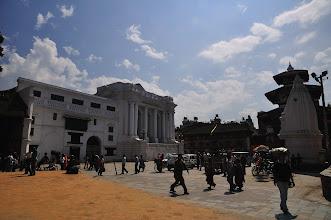 Photo: Durbar Square, Kathmandu