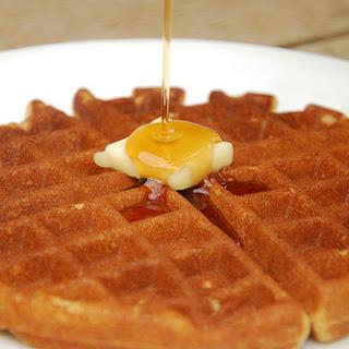 Grain-Free Waffles.