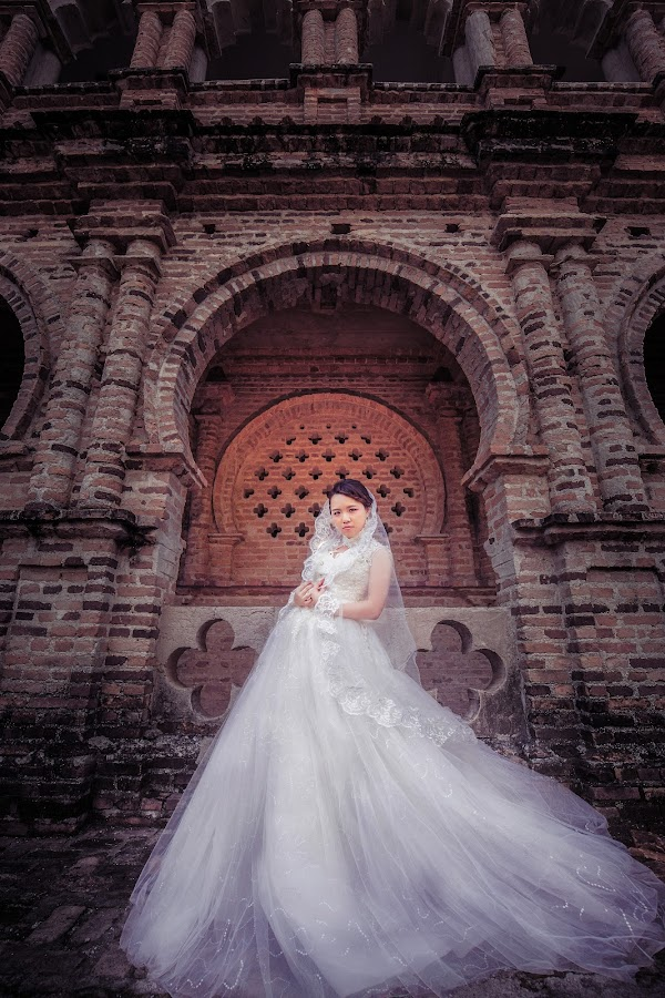 by JO Leong - Wedding Bride