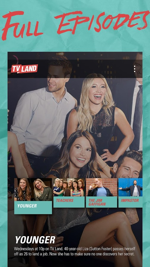 TV Land- screenshot