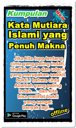 Kumpulan Kata Mutiara Islami Penuh Makna Aplikasi Di