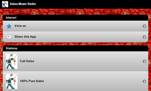無料音乐Appのサルサ音楽ラジオ|記事Game