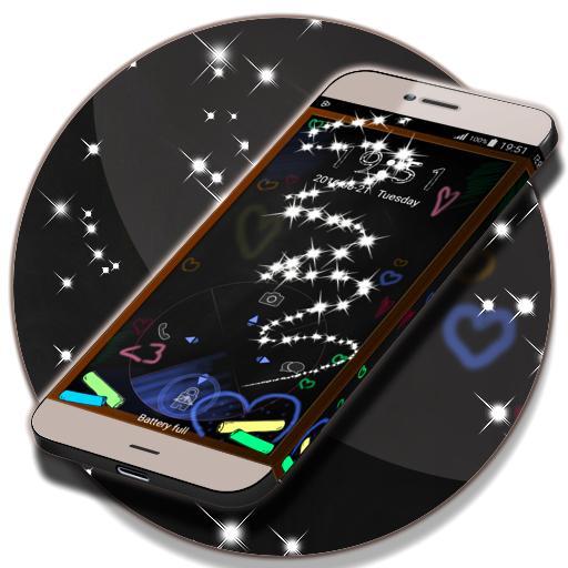 전화 를 잠금 에 대한 테마 個人化 App LOGO-硬是要APP