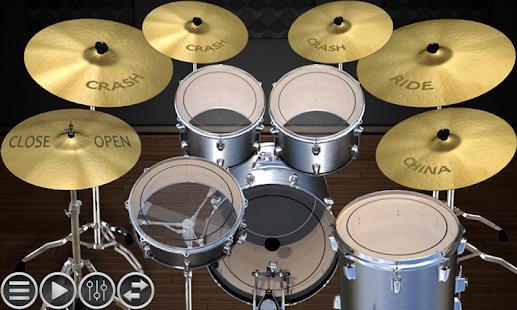 Simple Drums Basic - Realistic Drum App Ekran Görüntüsü