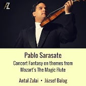 Concert Fantasy on themes from Mozart's The Magic Flute, Op. 54