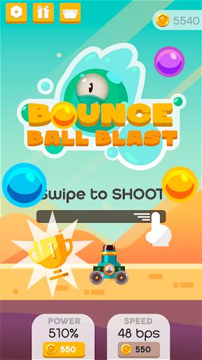 Bounce Ball Blast - Boss Fighting  captures d'écran 1