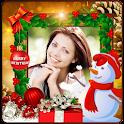 Merry Christmas Photo frames icon