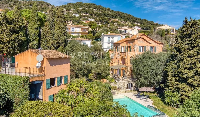 Villa avec piscine et terrasse Roquebrune-Cap-Martin