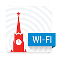 WiFi Moscow: offline map WiFi icon