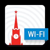 WiFi Moscow: offline map WiFi