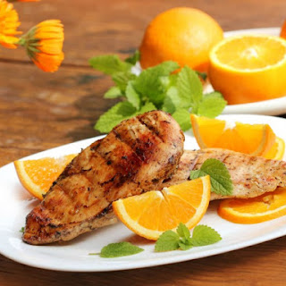 Lazy Day Citrus Southwest Chicken