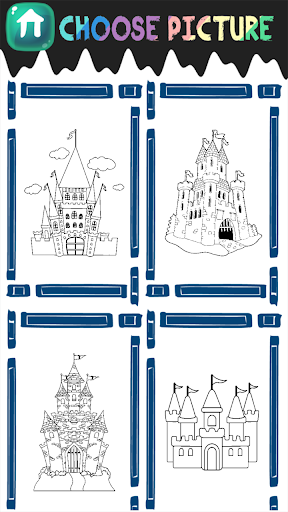 Download Castle Coloring Book Android Apps APK