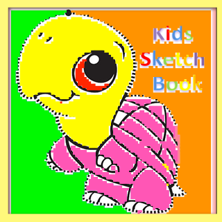 Kids Sketch Book