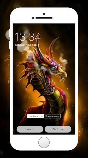 Dragon Wallpaper 1.1 screenshots 2