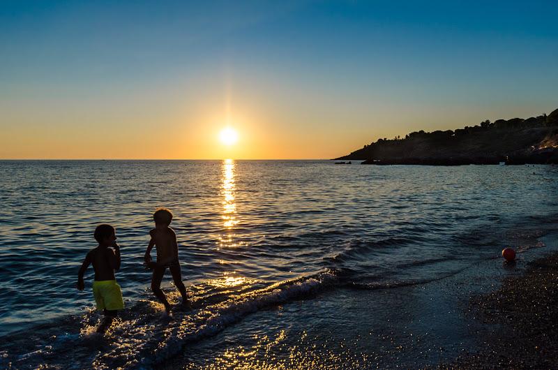 Giochi in riva al mare di AliceB