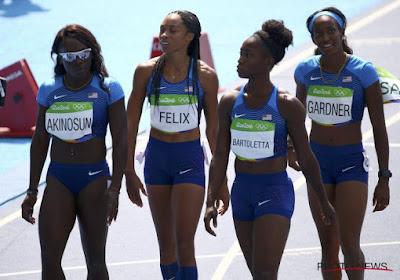 Controverse in Rio: dopinggeval en de Amerikanen mogen gewoon opnieuw lopen